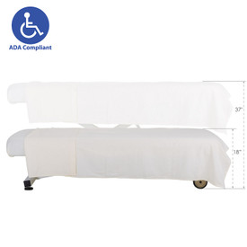 EarthLite Ellora Lift Massage Table-ADA height