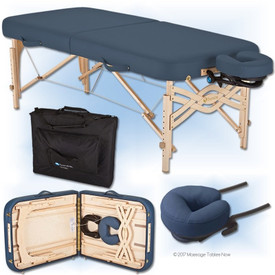Earthlite Spirit Massage Table, with optional package