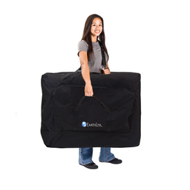 Earthlite Portable Massage Table, SPIRIT Carrying Case