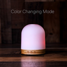 Earthlite Aromatherapy Diffuser and Bluetooth Speaker Color Changing