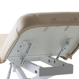 Earthlite Massage Table Cover, PROFESSIONAL back of tilt table