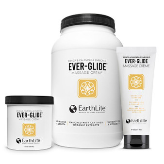 Earthlite Professional Massage Crème, EVER-GLIDE