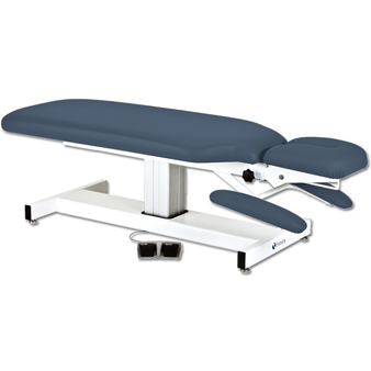 Earthlite Apex Lift Electric Chiropractic Table - agate