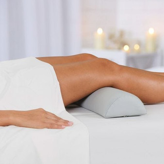 Earthlite Massage Table Bolster, Half-Round