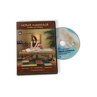 Earthlite TC Home Massage Instructional DVD - Principles & Techniques