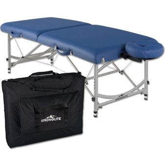 Stronglite Versalite Pro Portable Massage Table Package-table case