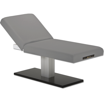 Earthlite Electric Lift Massage Table, Tilt, EVEREST SPA PEDESTAL