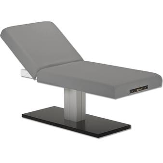 Earthlite Electric Lift Massage Table, Tilt, EVEREST SPA PEDESTAL