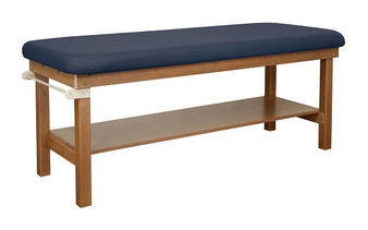 Oakworks Stationary Exam Treatment Table, POWERLINE