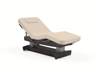 Oakworks Electric Salon Top Table, Performalift