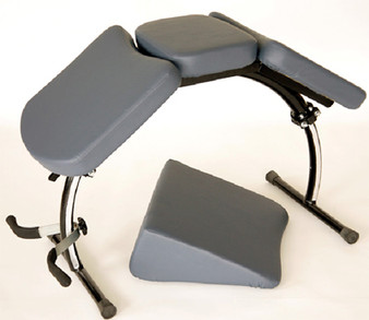 Pisces Pro Dolphin Stretch Portable Bench