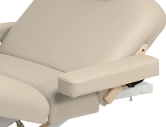 Custom Craftworks Massage Table Extension, Swivel Arm Supports, Classic