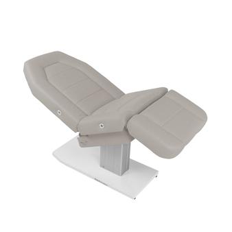 Touch America Spa Treatment Chair/Table, Powered Lift, MARIMBA, Slate