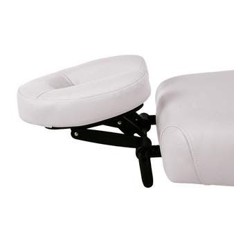 Touch America Massage Table Cradle & Pillow, Contour FaceSpace, Pebble