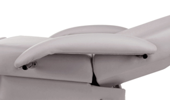 Touch America Massage Table Salon Style Flex Armrests
