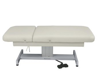 Touch America Powered Lift Spa Treatment Table, VENETIAN Face & Body, White