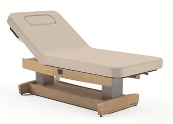 Oakworks LiftAssist Backrest Top Table, Performalift