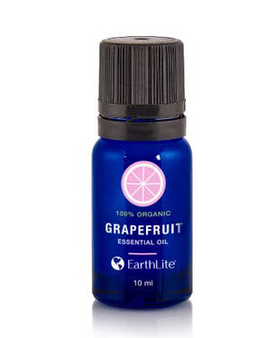 Earthlite Organic Essential Oils Single-Note, 10ml, GRAPEFRUIT