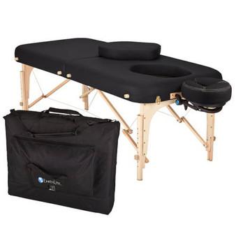 Earthlite Portable Massage Table Package, SPIRIT PREGNANCY