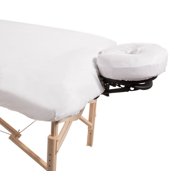 Earthlite Masage Table Cover, Vir‐Avoid™ Protection Set, fitted and pillow cover