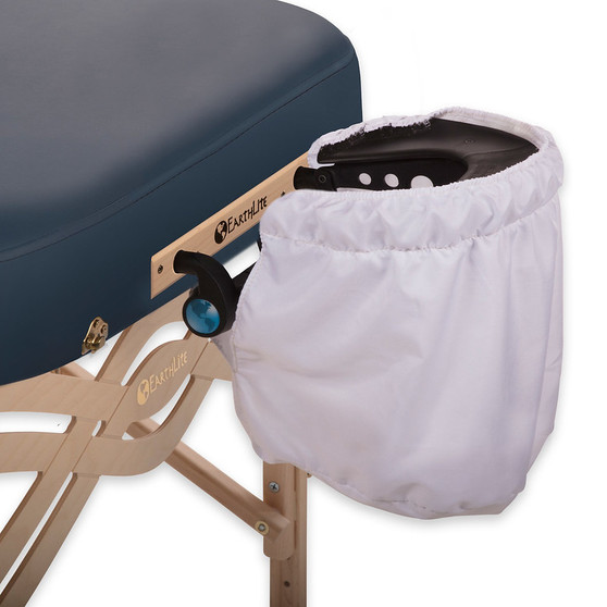 Earthlite Massage Table Headrest Pocket, Breathe‐Easy