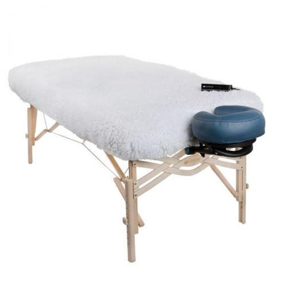 Earthlite Massage Table Warmer, DLX™ DIGITAL, Fleece