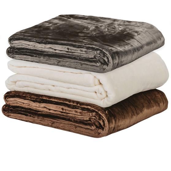 Earthlite Massage Table Blanket, Microfiber Fleece, Premium,