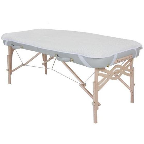 Earthlite Massage Table Pad, Fleece, Basics