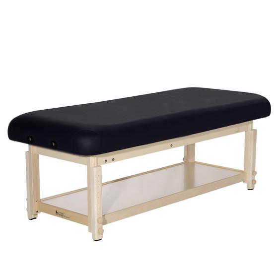 Custom Craftworks Aura Basic Massage Table, Black
