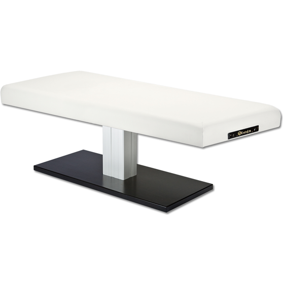 Earthlite Electric Lift Massage Table, Flat, EVEREST SPA PEDESTAL