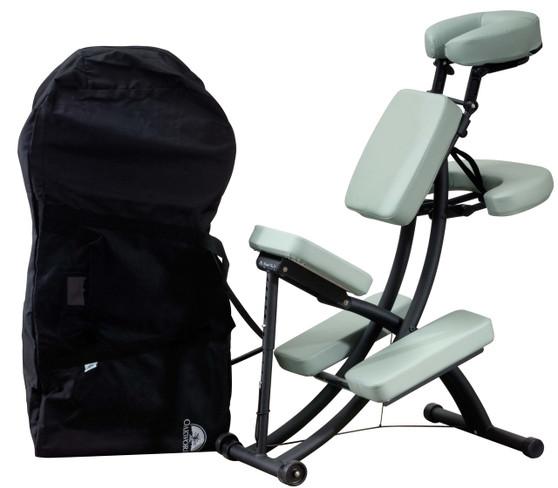 Oakworks Portable Massage Chair Package, Portal Pro