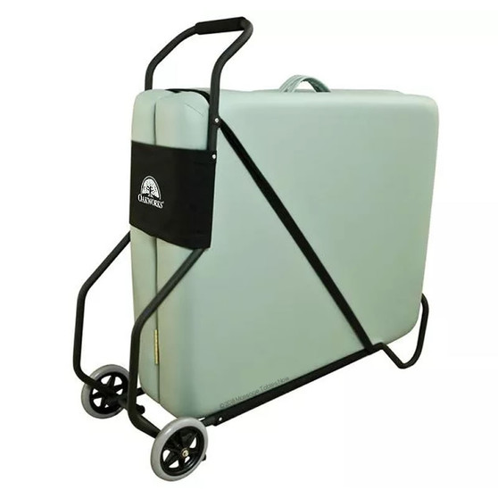 Oakworks Massage Table Cart