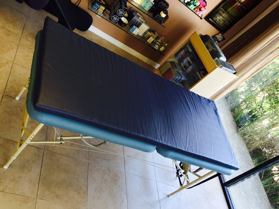 Pisces Pro Massage Table and Floor Comfort Mat