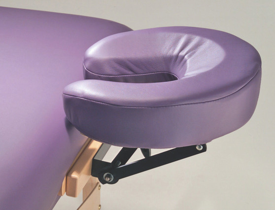 """Custom Craftworks Massage Table Face Cradle Base & Pillow, 9"""" DELUXE"""