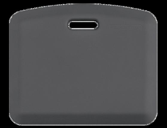 """Smart Step Wellness Mat, MobilePro 22"""" x 18"""", Gray"""