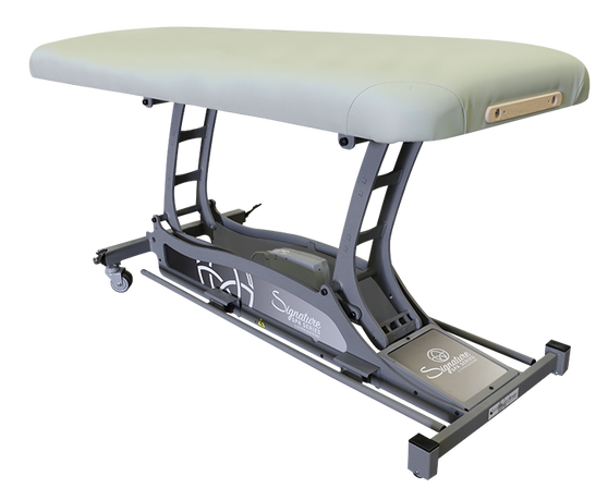 Custom Craftworks Signature Series Electric Spa Table, HANDS FREE Basic
