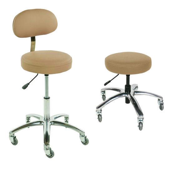 Touch America Therapist/Technician ProStool with or without Back