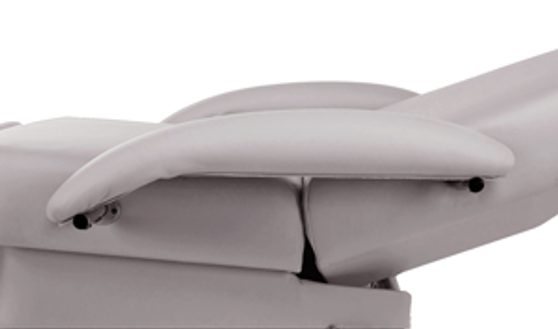 Touch America Massage Table Salon Style Flex Armrests