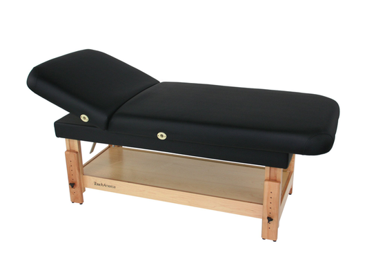 Touch America Stationary Treatment & Massage Table, FACE & BODY