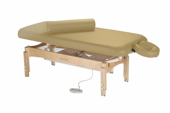 Touch America ADA Powered Lift Massage Table, OLYMPUS
