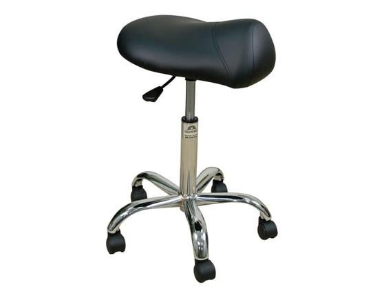 Oakworks Massage Therapist Professional Saddle Stool