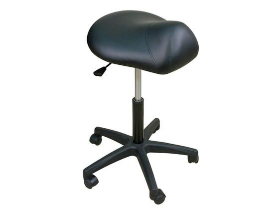Oakworks Massage Therapist Premium Saddle Stool