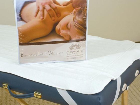 Oakworks Massage Table Fleece Pad, PREMIUM