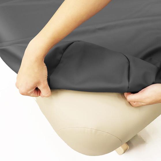 Oakworks Massage Table Cover, Medical Grade Upholstery