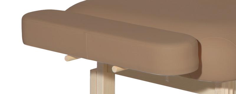 Custom Craftworks Aura Basic Massage Table, Foot Extension