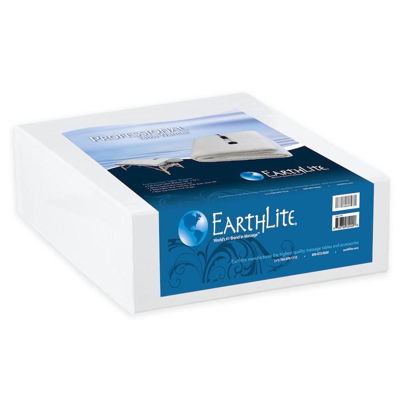 EarthLite Basics Fleece Massage Table Warmer-package