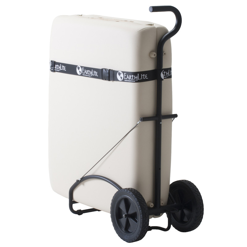 EarthLite Traveler Table Cart - left