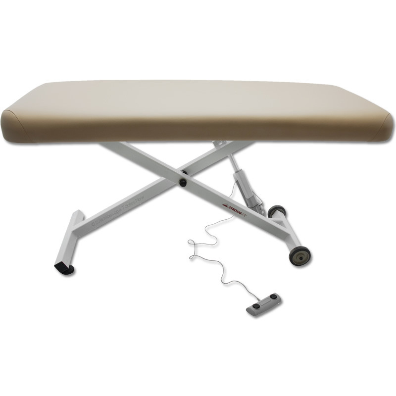 Stronglite Ergo Lift Massage Table-flat