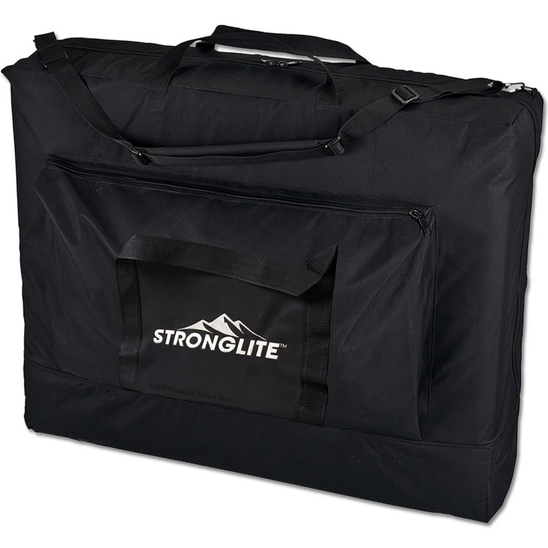Stronglite Classic Deluxe Portable Massage Table Package-carry case