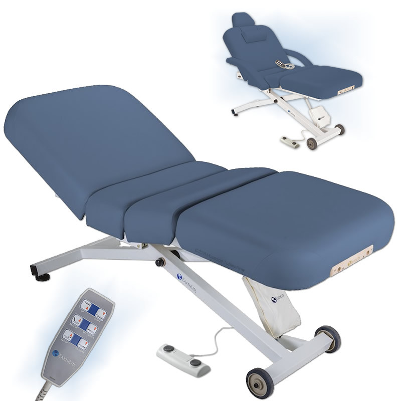 EarthLite Ellora Salon Stationary Massage Table - salon package 2
